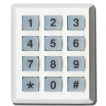Watchguard Wireless Mini Numeric White Keypad