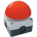 "Watchguard Wireless Emergency Duress ""Mushroom"" Button"