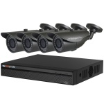Watchguard 4 Channel AnaloguePlus Surveillance Pack