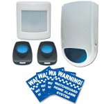 Watchguard Sentinel Budget Wireless Home Alarm System