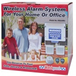 Watchguard Wireless DIY 8 Zone Home or Office Alarm System